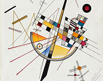 Wassily Kandinsky - Delicate Tension