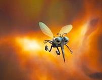 Mosquito Cinépolis Stereoscopico 3D