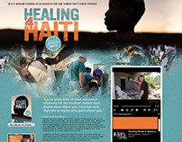 Healing 4 Haiti Website