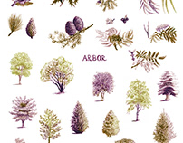Drawings of trees