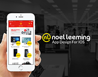 Noel Leeming App Design