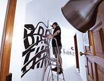 Break Through - Kobu Agency Mural
