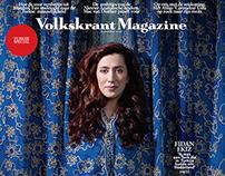 Fidan Ekiz for Volkskrant magazine