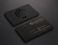 3 Business Card Mockups