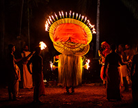 THEYYAM | Photography | kerala