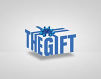 The Gift logo tasarımı