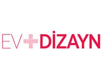 'Ev+Dizayn' Magazine, Logo&Page Designs