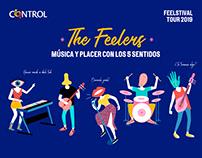 Control - Feelstival Tour 2019