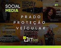 Social Media | Prado Proteção Veicular #1