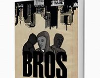 BROS book cover design