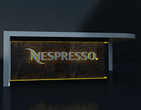 Nespresso Furniture Design items