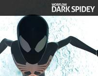 Dark Spidey - Workflow