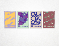 Stamps for France