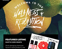 Wellness Revolution Email Series
