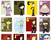 Harry Potter Alphabet series