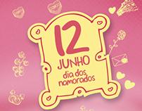 Dia dos Namorados - QG Jeitinho Caseiro