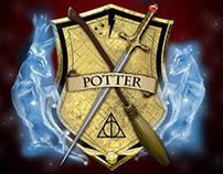 Harry Potter Family Crest