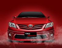 Toyota Corolla TRD Sportivo