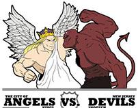 Angels vs Devils