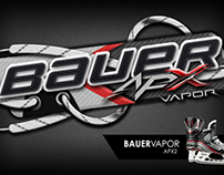 Bauer apx vapor skates