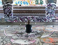 Large Scale Graffiti/Installations