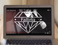 Vídeo expectativa -Banda DELAF(AFFTER EFECTS)