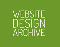 Website Design Archive