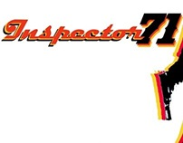 INSPECTOR 71, CD EP cover