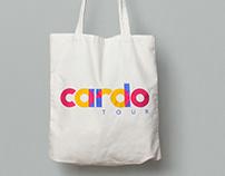CARDO TOUR visual identity