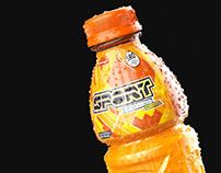 Xsport Bottle 3D model