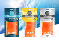 Design packaging for fish