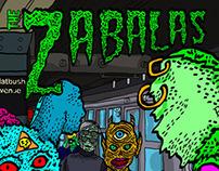 The Zabalas Cover Art