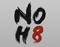 NOH8 for Android & iPhone - UI Concept