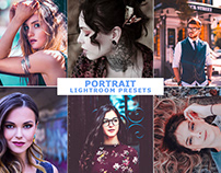 Prtrait Lightroom Presets