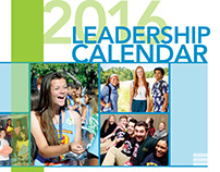 NASSP Leadership Calendar 2016