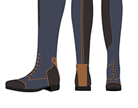 Horse Riding Jumping Boots