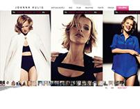 Joanna Kulig. Official website.