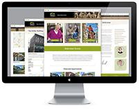 Windham & Windsor Housing Trust — website development