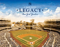 New York Yankees A New York Legacy Campaign