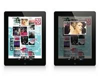 FOLD Ipad Magazine