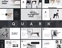 QUARK Presentation Template