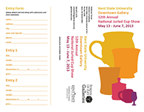 KSU 12th Annual National Cup Show brochure
