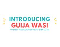 Guija Wasi, Peruvian Restaurant