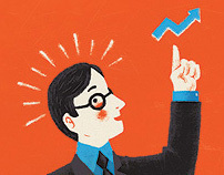 """illustrations for """"The Boston Consulting Group"""""""
