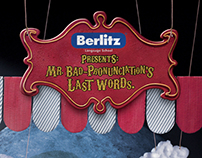 Mr. Bad Pronunciation • Berlitz