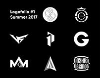 Logofolio #1. Summer 2017