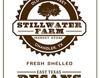 Stillwater Farm Package Design