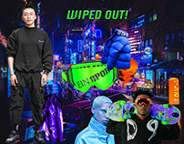 WIPED OUT | Menswear Holiday Collection
