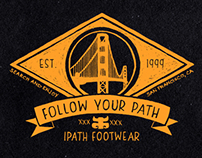 Ipath Golden Gate Bridge Heritage Tee