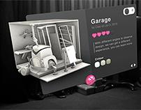 DribbbleAR Garage